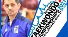 ΤΑΕΚΒΟΝΤΟ: Ο Χάρης Παλτόγλου στο προπονητικό τιμ της Εθνικών νέων ανδρών-γυναικών